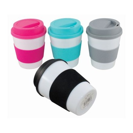 ASHLEY - REUSABLE COFFE CUP - 350ML