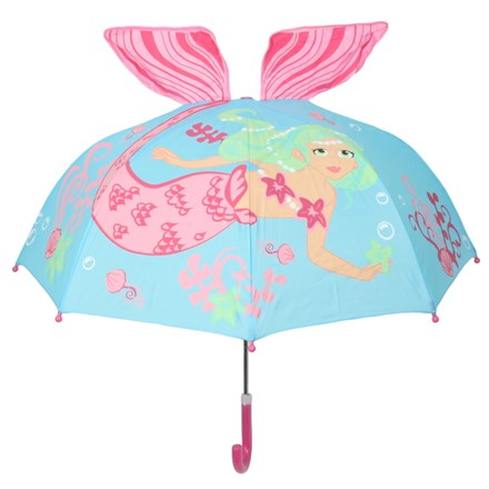 KIDS UMBRELLA - 3D MERMAID