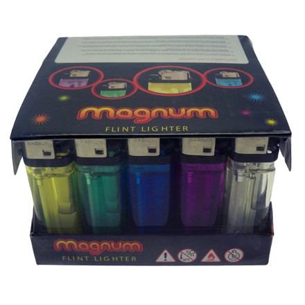 MAGNUM DISPOSABLE LIGHTER - 50 PACK