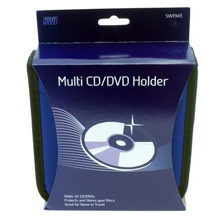 SWL - MULTI CD-DVD HOLDER