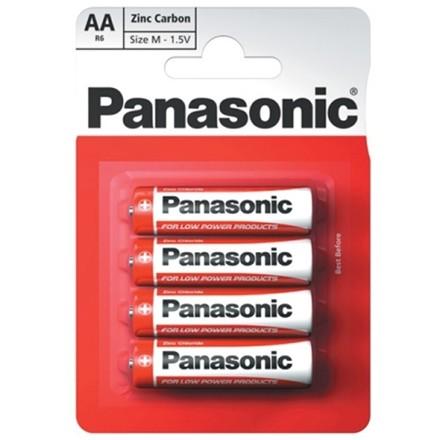 PANASONIC AA - 4 PACK