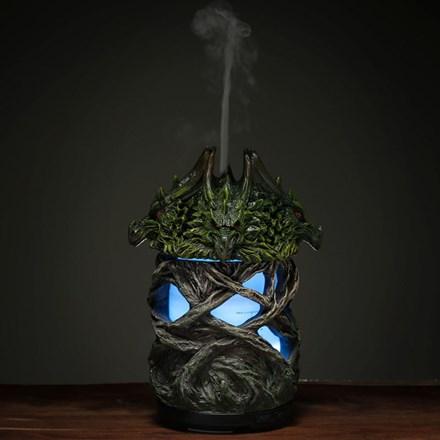 USB AROMA DIFFUSER -FIRE EARTH DRAGON TWISTED TREE