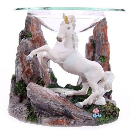 OIL BURNER - MAGICAL UNICORN