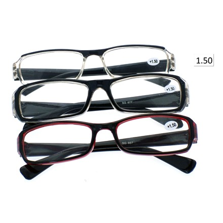 READ GLASS 2 TONE +1.50