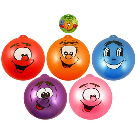 FRUITY SCENTED BALL WITH LOOP 23CM