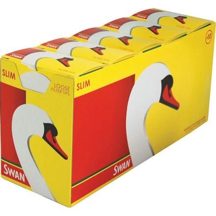 SWAN SLIM FILTER TIPS (10)