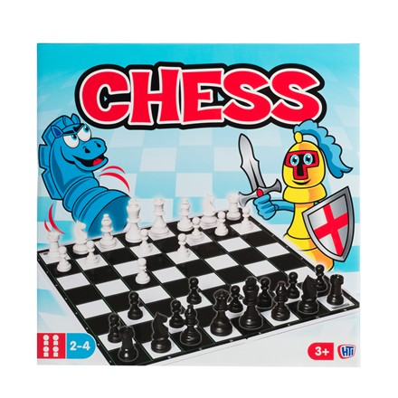 TRADITIONAL GAMES CHESS