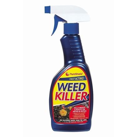 PESTSHIELD - WEED KILLER - 500ML