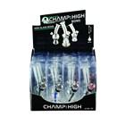 CHAMP - MINI GLASS BONG - 12.5CM