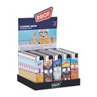PROF - SUMMER CATS ELECTRONIC LIGHTER - 50 PACK