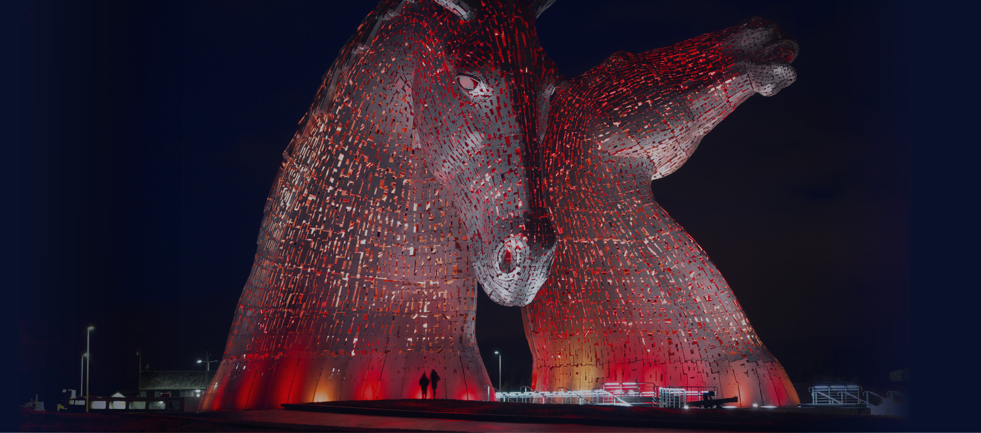 Helix Park & The Kelpies, 8th, 9th & 10th November