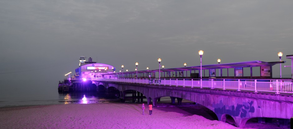 Bournemouth Pier, Saturday 1st October 2016