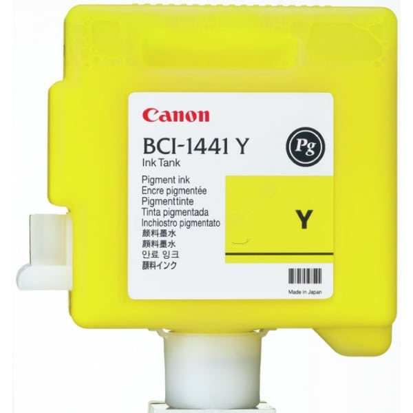 Canon 0172B001 (BCI-1441 Y) Ink cartridge yellow, 330ml
