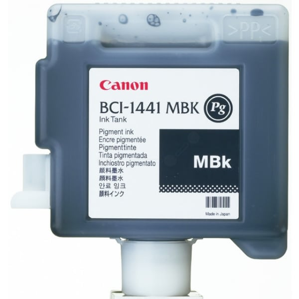 Canon 0174B001 (BCI-1441 MBK) Ink cartridge black matt, 330ml
