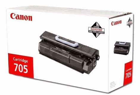 Canon 0265B002 (705) Toner black, 10K pages @ 5% coverage