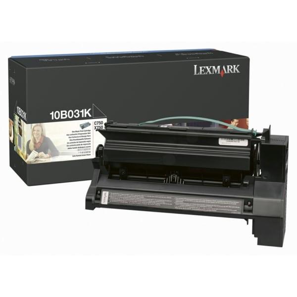Lexmark 10B031K Toner black, 6K pages @ 5% coverage