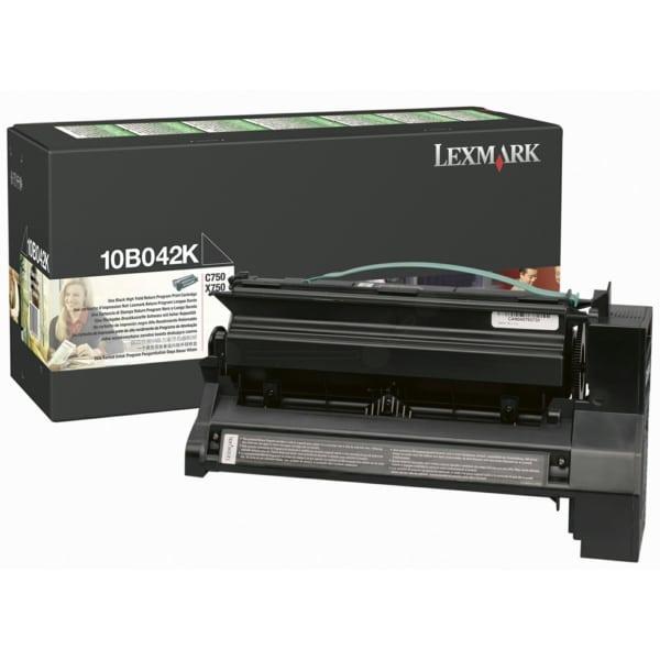 Lexmark 10B042K Toner black, 15K pages @ 5% coverage