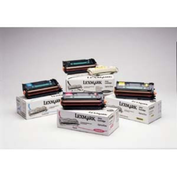 Lexmark 10E0041 Toner magenta, 10K pages @ 5% coverage