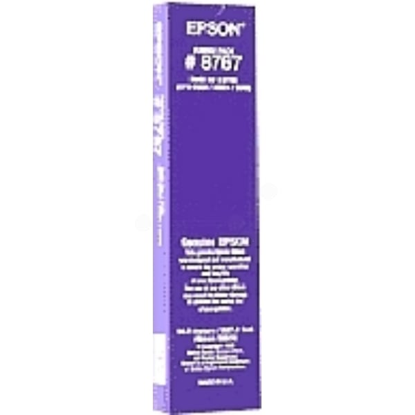 Epson C13S010025 (8767) Nylon black, 15000K characters