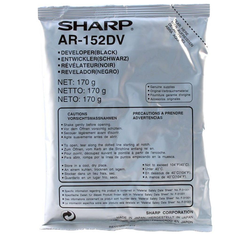 Sharp AR-152LD Developer, 25K pages, 170gr