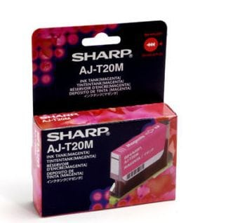 Sharp AJT20M Ink cartridge magenta, 350 pages @ 5% coverage