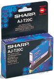 Sharp AJT20C Ink cartridge cyan, 350 pages @ 5% coverage