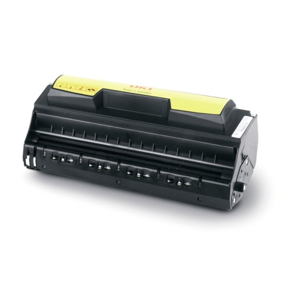 Oki 01234101 Toner black, 2.4K pages