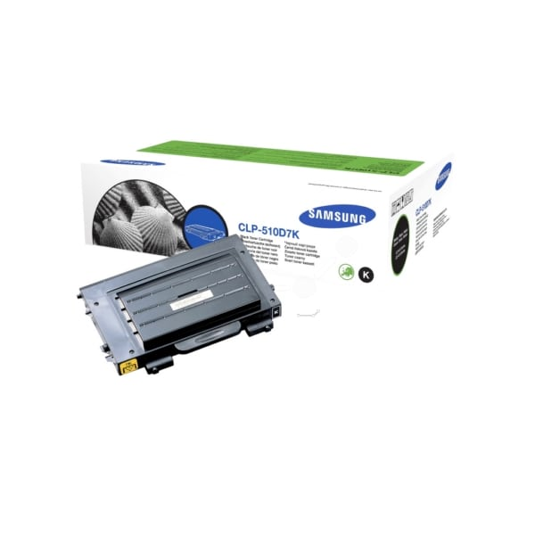 Samsung CLP-510D7K/ELS Toner black, 7K pages @ 5% coverage