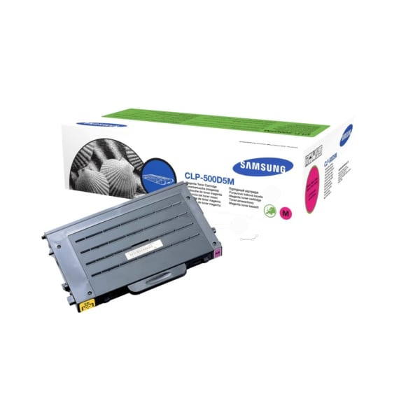 Samsung CLP-500D5M/ELS Toner magenta, 5K pages @ 5% coverage