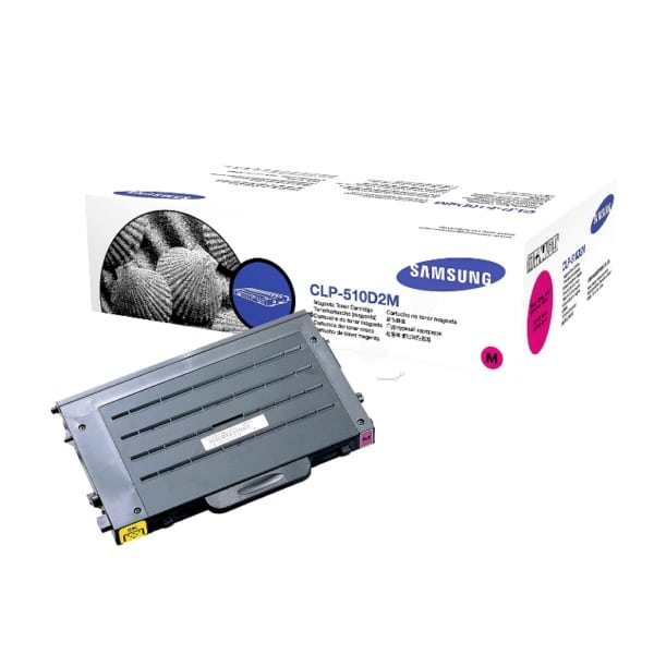 Samsung CLP-510D2M/ELS Toner magenta, 2K pages @ 5% coverage