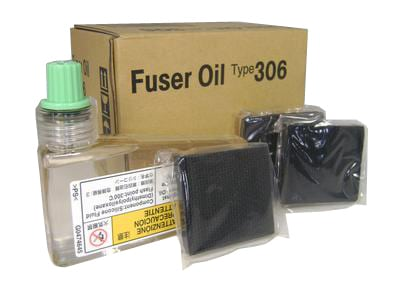 Ricoh 400497 (TYPE 306) Fuser oil, 20K pages
