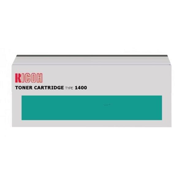 Ricoh 400398 (TYPE 1400) Toner black, 8K pages