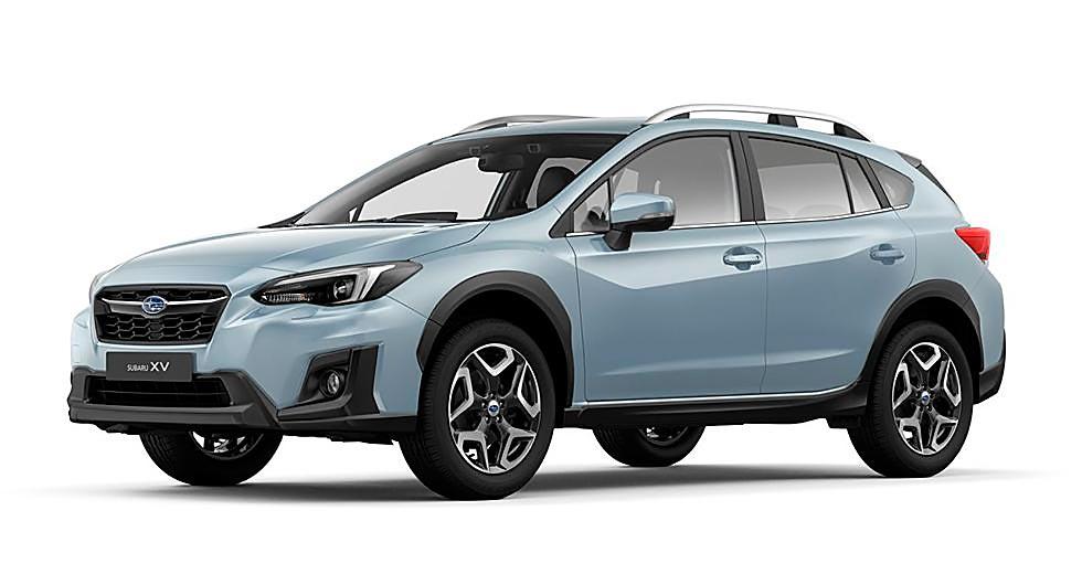 Nya Subaru XV - välkommen att provköra hos Svenska Motor