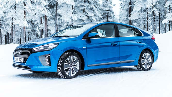 Hyundai IONIQ - hybrid, plug-in eller electric - vilken väljer du?