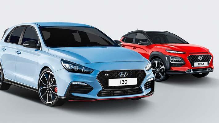 Exklusivt hos Svenska Motor - Förhandstitt på Hyundai i30n och KONA