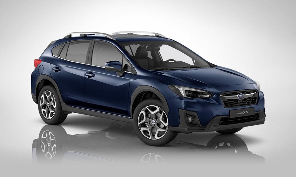 Subaru XV Ridge - blue pearl - vinterhjul och motorvärmare på köpet!