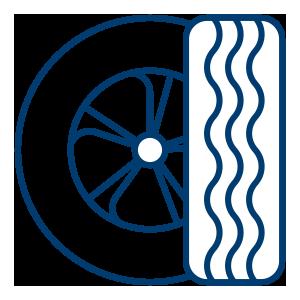 Däck och hjul