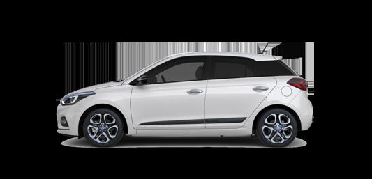 Privatleasa Hyundai i20