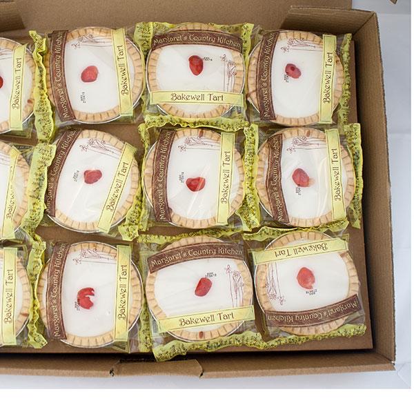 Image of Bakewell tarts