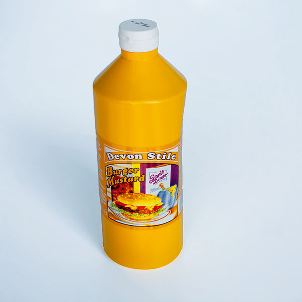 Image of Burger Mustard 1 litre