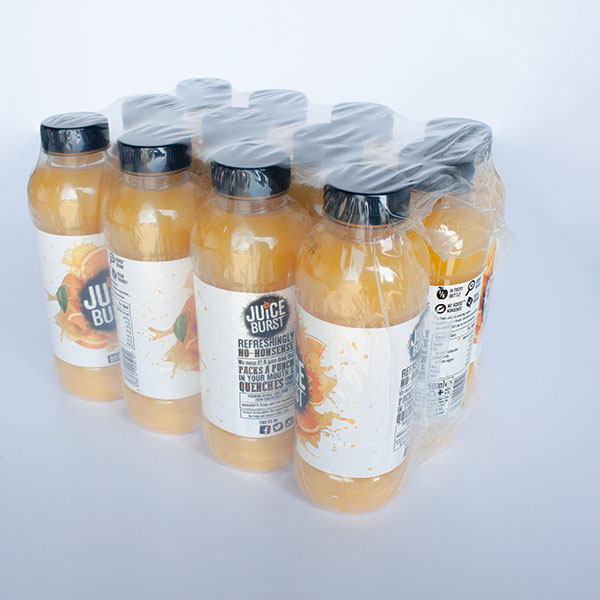 Orange Juice Burst 500ml x 12