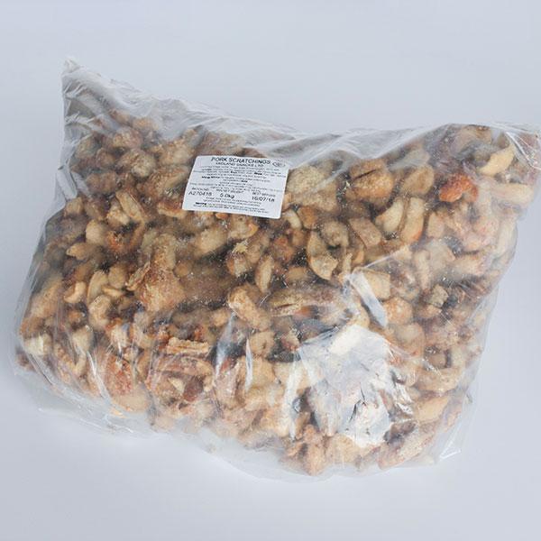 Pork Scratchings 5kg bags