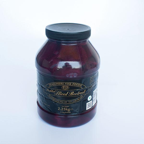 Beetroot Sliced 2.25kg Jar