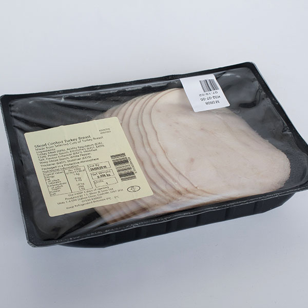 Image of Sliced Turkey 454g
