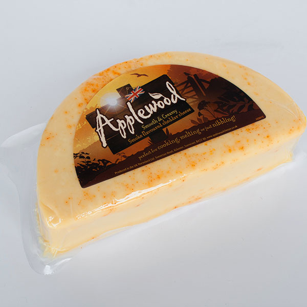 Smoked Applewood Cheese 1.5kg