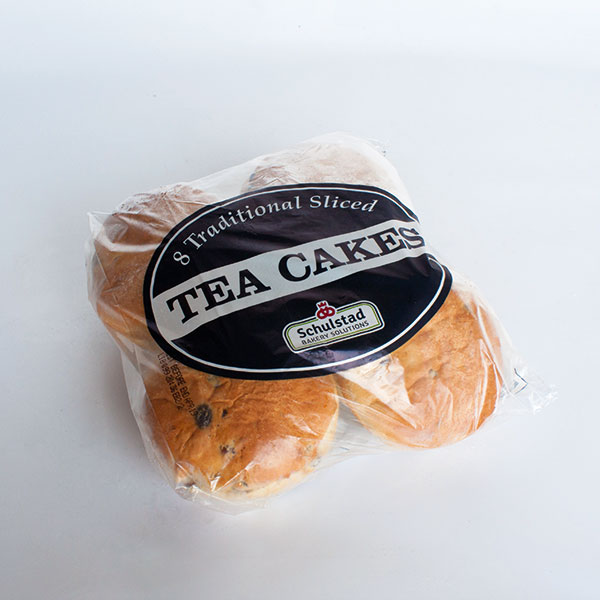 Teacake 1 Box (6 PACKETS) 5 inch (48)