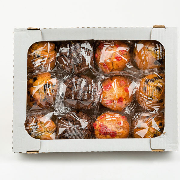 Muffins - Assorted Box