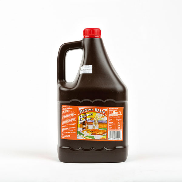Brown Sauce 4 Ltr