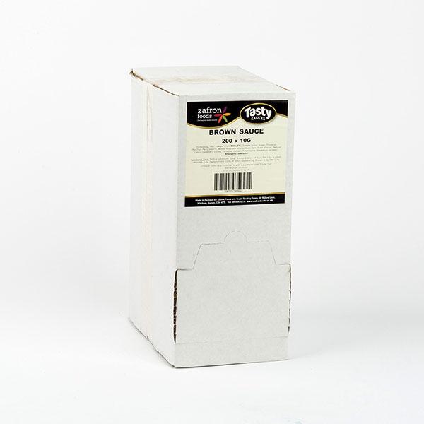 Brown sauce sachets x 200