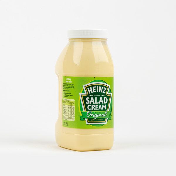 Heinz Salad Cream 2.4kg